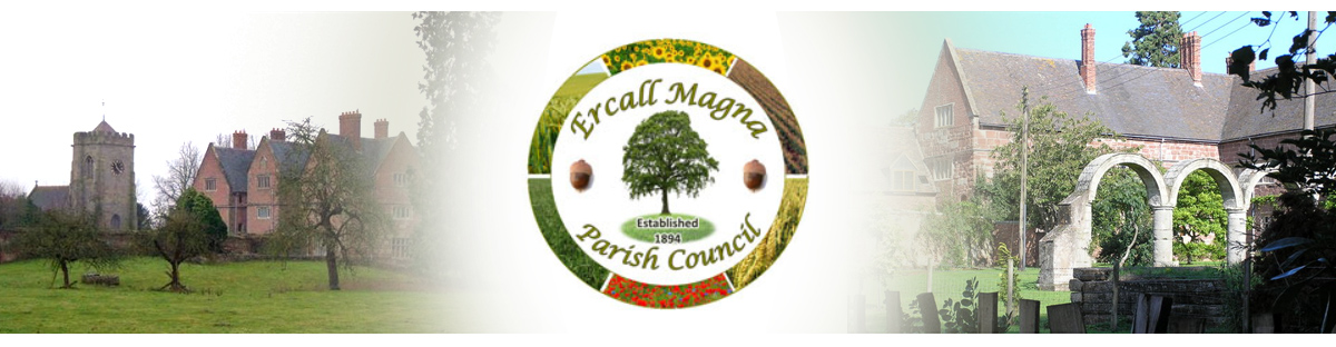 Header Image for Ercall Magna Parish Council